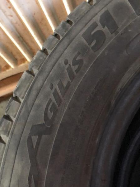 set 4 anvelope 215/65 R15c sh vara Michelin 6 mm cu garantie 2