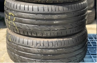 set 2 anvelope 225/45 R17 sh vara Bridgestone 6.5mm cu garantie [0]