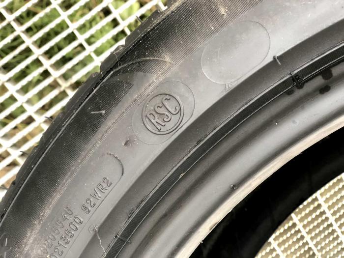 set 4 anvelope 275/40 R19 Runflat sh vara Michelin 5.5mm cu garantie [6]
