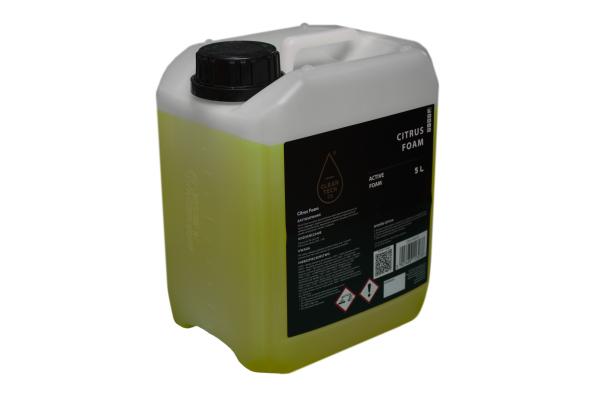 Spuma de citrice cu efect de zapada pentru exterioare auto, Cleantech, 5L 0
