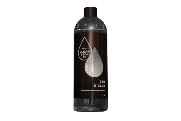 Tar & Glue, Solutie pentru curatat rezidurile de smoala, lipici, cauciuc, ulei, 1L 1