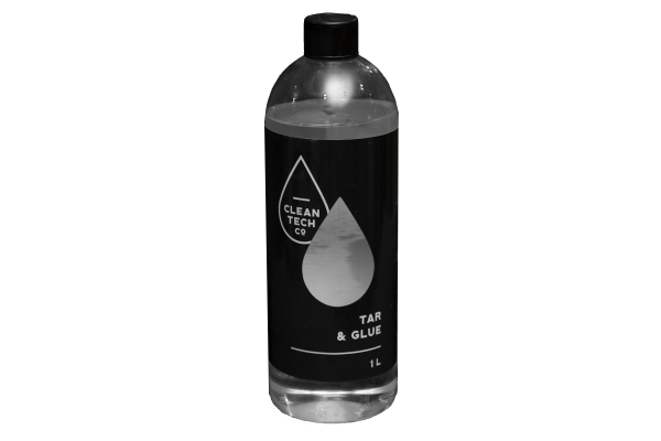 Tar & Glue, Solutie pentru curatat rezidurile de smoala, lipici, cauciuc, ulei, 1L 0