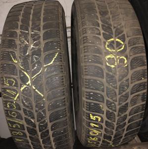 set 2 anvelope 185/60 R15 sh iarna Pirelli 6mm cu garantie0