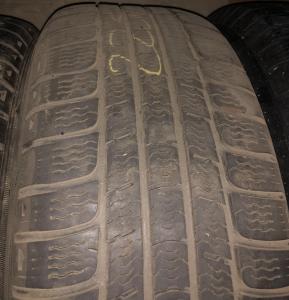set 2 anvelope 225/60 R16 sh iarna Michelin 5mm cu garantie2
