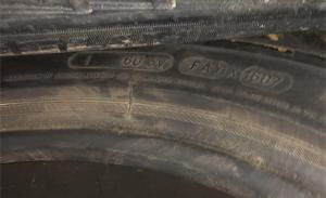 set 2 anvelope 225/60 R16 sh iarna Michelin 5mm cu garantie5