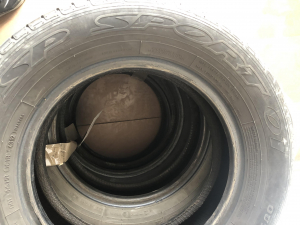 set 4 anvelope 175/70 R14 sh vara Dunlop 6mm cu garantie7