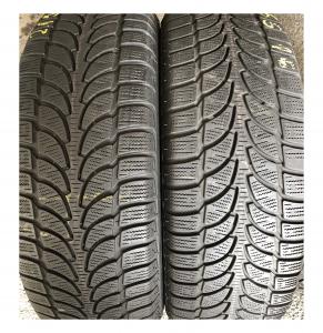 set 4 anvelope 215/65 R16 sh iarna Bridgestone 7.2mm cu garantie4