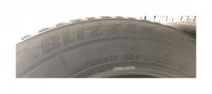 set 4 anvelope 215/65 R16 sh iarna Bridgestone 7.2mm cu garantie2