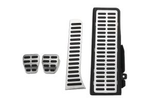 Set 4 pedale din otel pentru Volkswagen Golf /Jetta /Vento, volan dreapta3