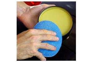 Burete din microfibra pentru aplicat ceara2
