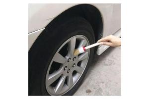 Set 5 perii pentru curatat interior auto [2]