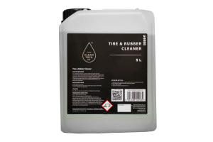 Solutie pentru curatat cauciuc si anvelope, Cleantech 5L1