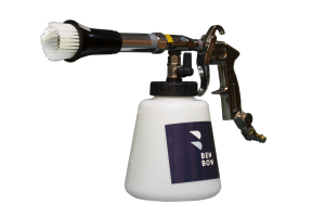 Pistol pentru curatat interioare auto, Benbow 056, Excentric metalic [0]