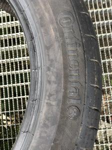 set 2 anvelope 255/45 R18 sh vara Continental 6.5mm cu garantie2