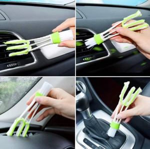 Set 13 perii de curățare a mașinii interior exterior1