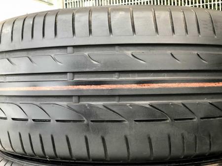 set 2 anvelope 245/40 R17 runflat sh vara Bridgestone 6mm cu garantie [1]