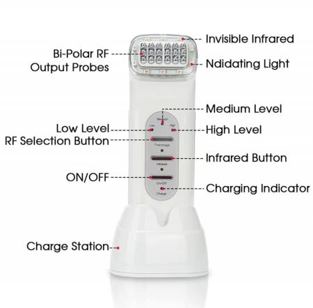 Dispozitiv de infrumusetare 110-240V [6]