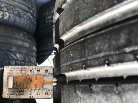 set 2 anvelope 235/50 R18 sh vara Goodyear 6mm cu garantie [6]