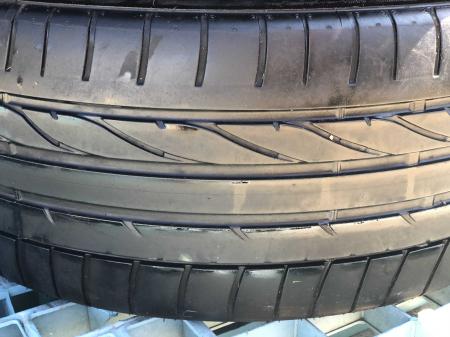 set 2 anvelope 235/45 R18  sh vara Bridgestone 4.5mm cu garantie [1]