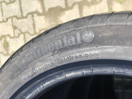 set 4 anvelope 225/45 R18 Runflat sh vara Continental 5.5mm cu garantie [3]
