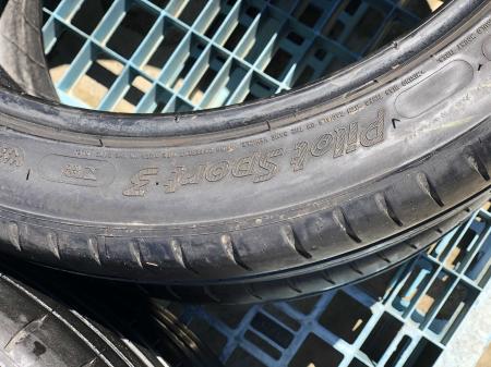 set 2 anvelope 215/45 R18  sh vara Michelin 5mm cu garantie [5]