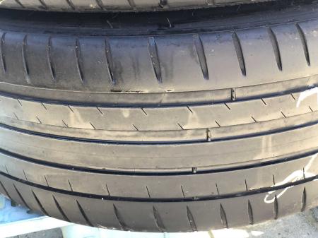 set 2 anvelope 215/45 R18  sh vara Michelin 4.5mm cu garantie [1]