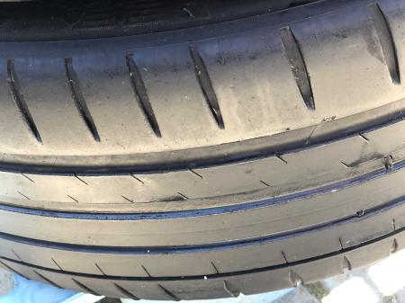 set 2 anvelope 215/45 R18  sh vara Michelin 4.5mm cu garantie [2]