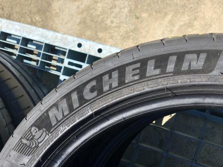 set 2 anvelope 215/45 R18  sh vara Michelin 4.5mm cu garantie [3]