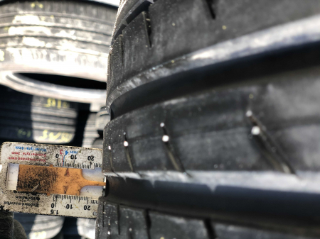 set 2 anvelope 235/40 R18  sh vara Continental 6mm cu garantie [6]