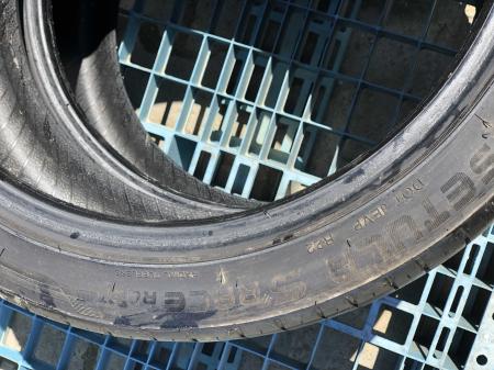 set 2 anvelope 235/40 R18  sh vara Rotalla 4.5mm cu garantie [3]