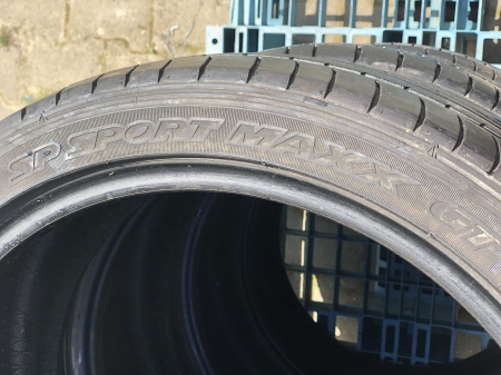 set 4 anvelope 225/40 R18  sh vara Dunlop 6.5mm cu garantie [3]