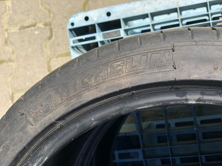 set 2 anvelope 245/35 R18  sh vara Michelin 6mm cu garantie [3]