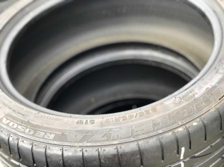 set 2 anvelope 225/45 R17 Runflat sh vara Bridgestone 5.5mm cu garantie [3]