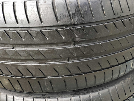 set 2 anvelope 225/45 R17 sh vara Michelin 5.5mm cu garantie [0]