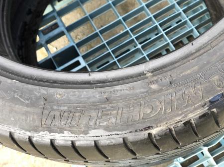 set 2 anvelope 225/45 R17 sh vara Michelin 5.5mm cu garantie [2]