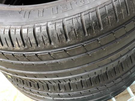 set 2 anvelope 225/45 R17 sh vara Pirelli 5.5mm cu garantie [2]