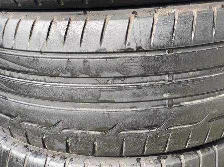set 4 anvelope 225/45 R17 sh vara Dunlop 5.5mm cu garantie [1]