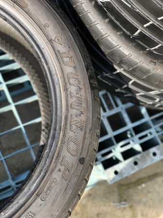 set 4 anvelope 225/45 R17 sh vara Dunlop 5.5mm cu garantie [5]