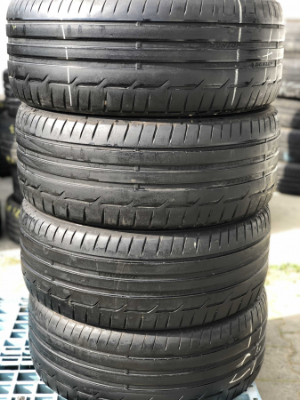 set 4 anvelope 225/45 R17 91Y sh vara Dunlop 5.5mm cu garantie [0]