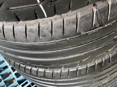 set 4 anvelope 225/45 R17 91Y sh vara Dunlop 5.5mm cu garantie [2]