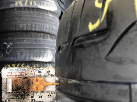 set 4 anvelope 225/45 R17 91Y sh vara Dunlop 5.5mm cu garantie [6]