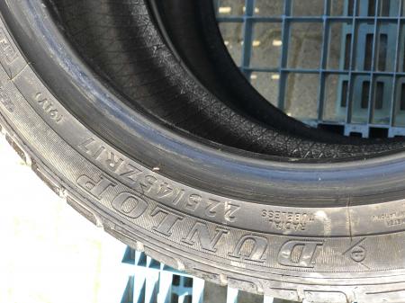 set 2 anvelope 225/45 R17 sh vara Dunlop 5.5mm cu garantie [3]