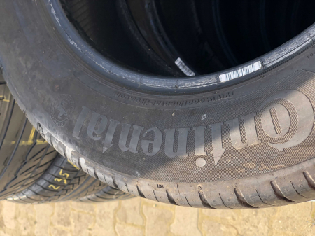 set 4 anvelope 215/60 R17 96H sh vara Continental 6.5mm cu garantie [5]