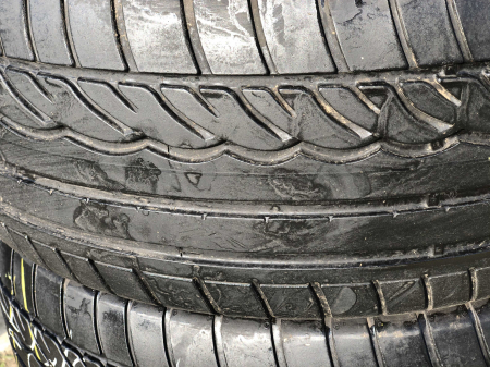 set 4 anvelope 235/55 R17 sh vara Dunlop 5.5mm cu garantie [1]