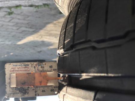 set 2 anvelope 205/55 R17 sh vara Hankook 6mm cu garantie [6]