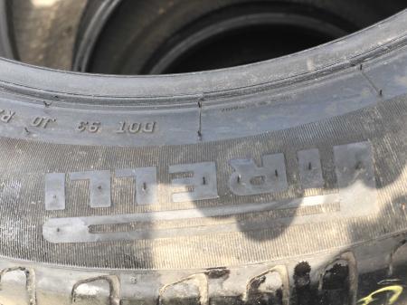 set 4 anvelope 215/55 R17 sh vara Pirelli 6.5mm cu garantie [3]
