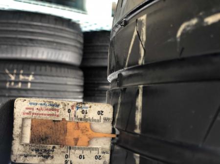 set 2 anvelope 225/50 R17 sh vara Hankook 5mm cu garantie [6]