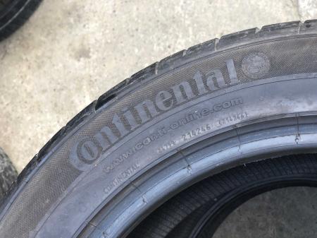 set 2 anvelope 225/50 R17 sh vara Continental 5.5mm cu garantie [3]