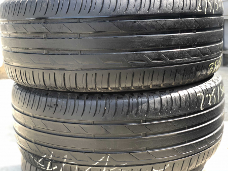 set 2 anvelope 225/50 R17 sh vara Bridgestone 5mm cu garantie [0]