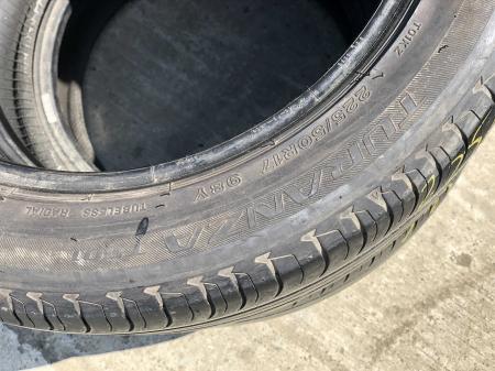set 2 anvelope 225/50 R17 sh vara Bridgestone 5mm cu garantie [3]